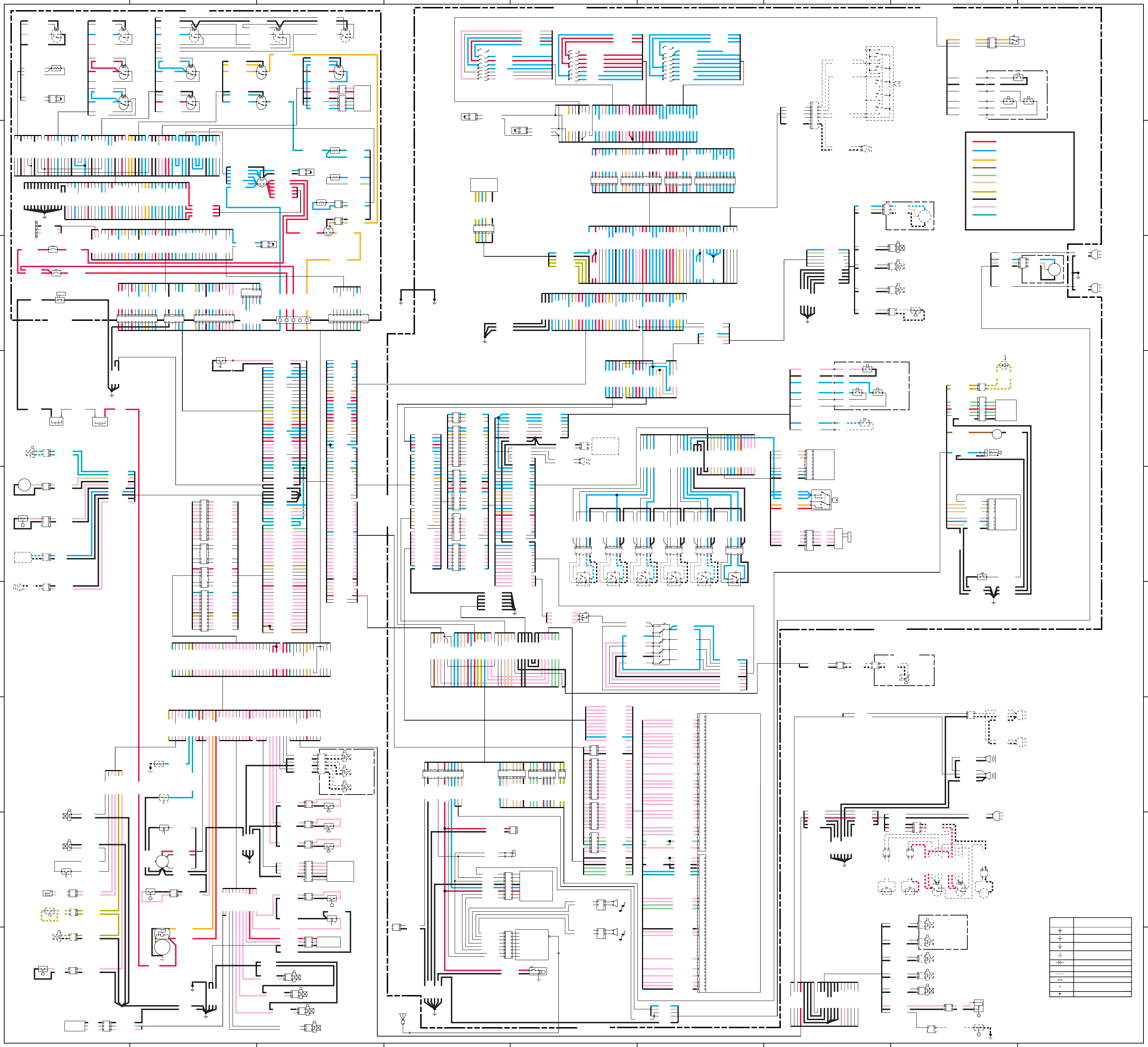 312b,312b l excavator electrical schematic used in service  cat excavator wiring diagrams #4