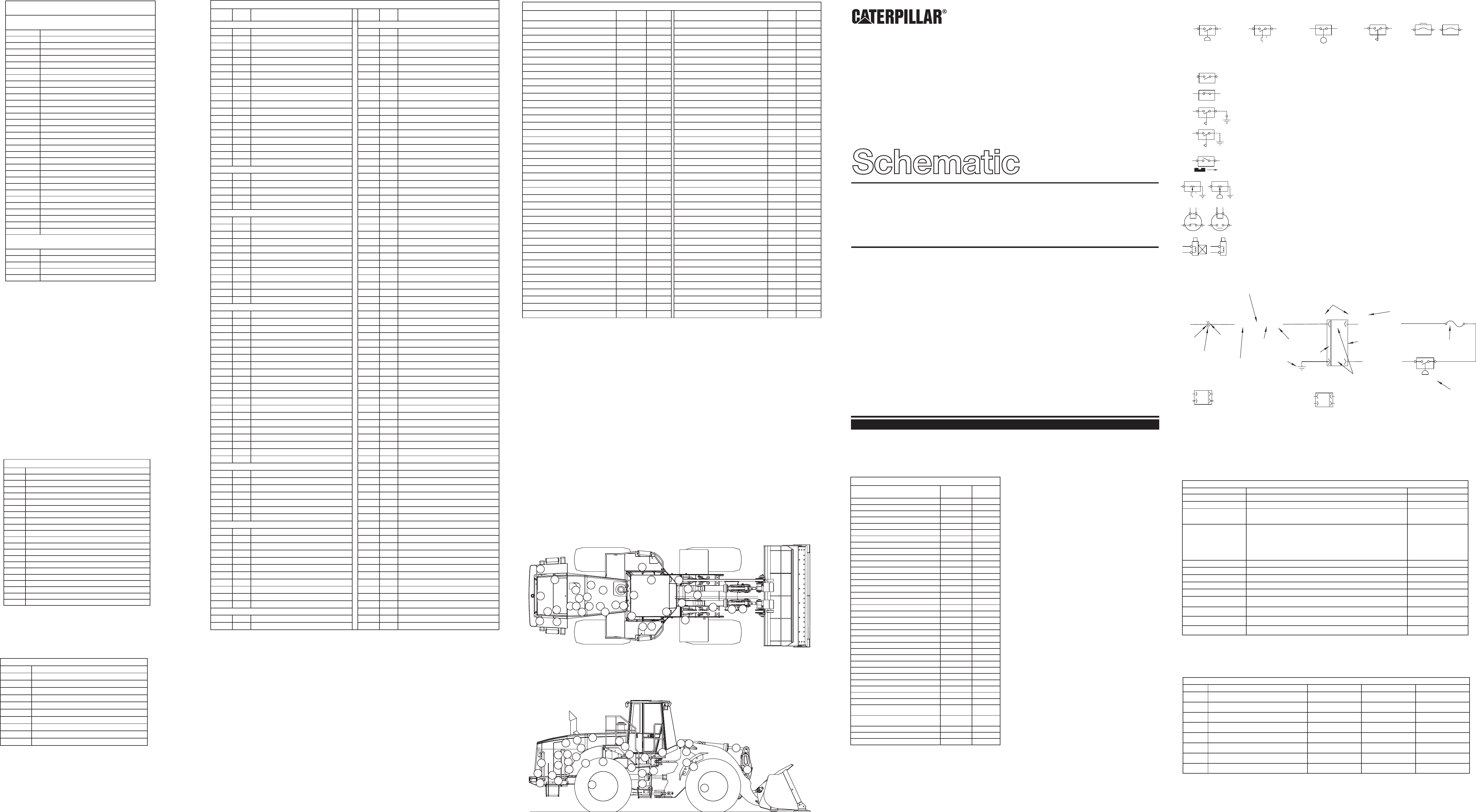 950g and 962g series ii wheel loader electrical system cat Chevrolet Fuse Box Diagram