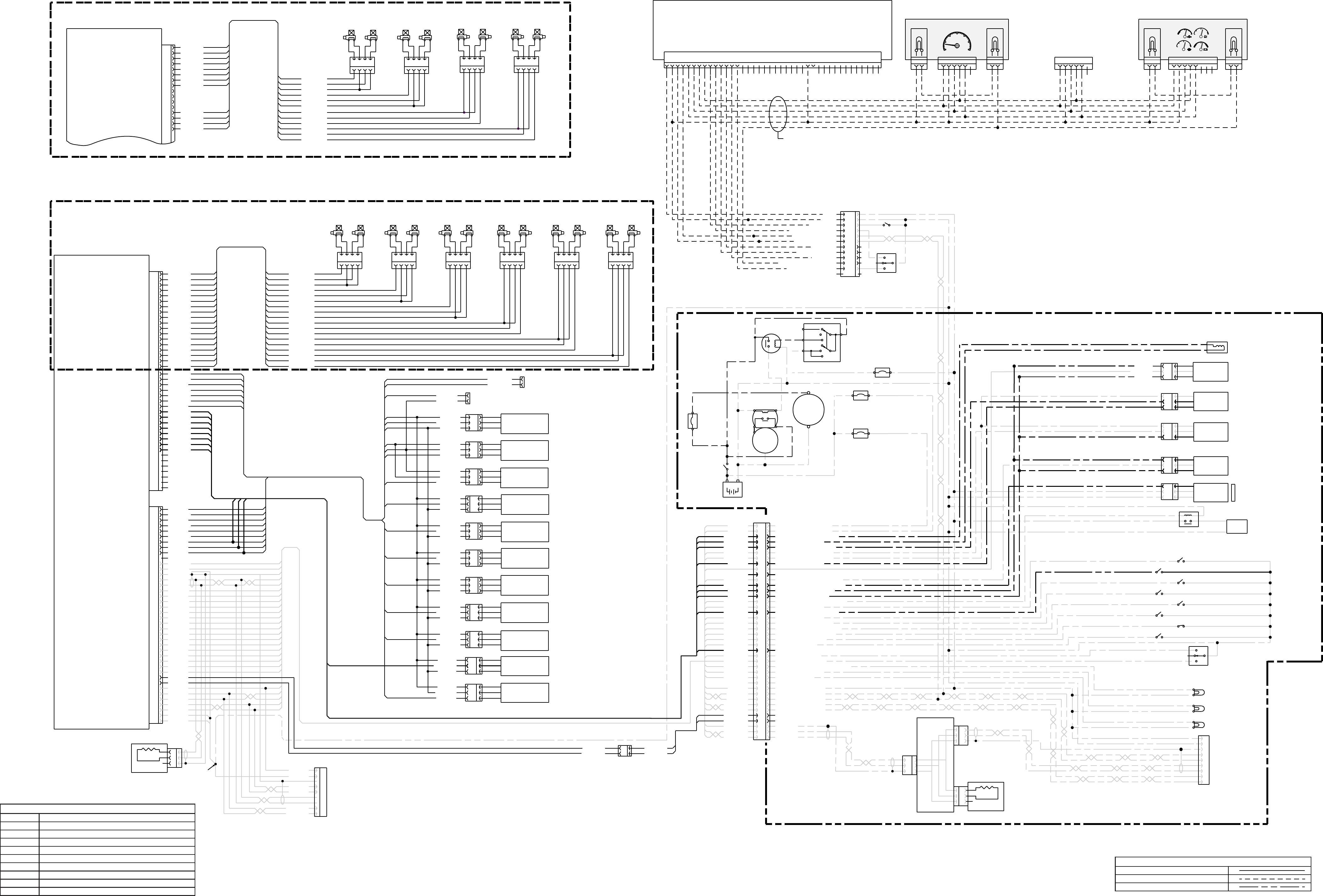 3408E & 3412E INDUSTRIAL ENGINES – ELECTRICAL SCHEMATIC