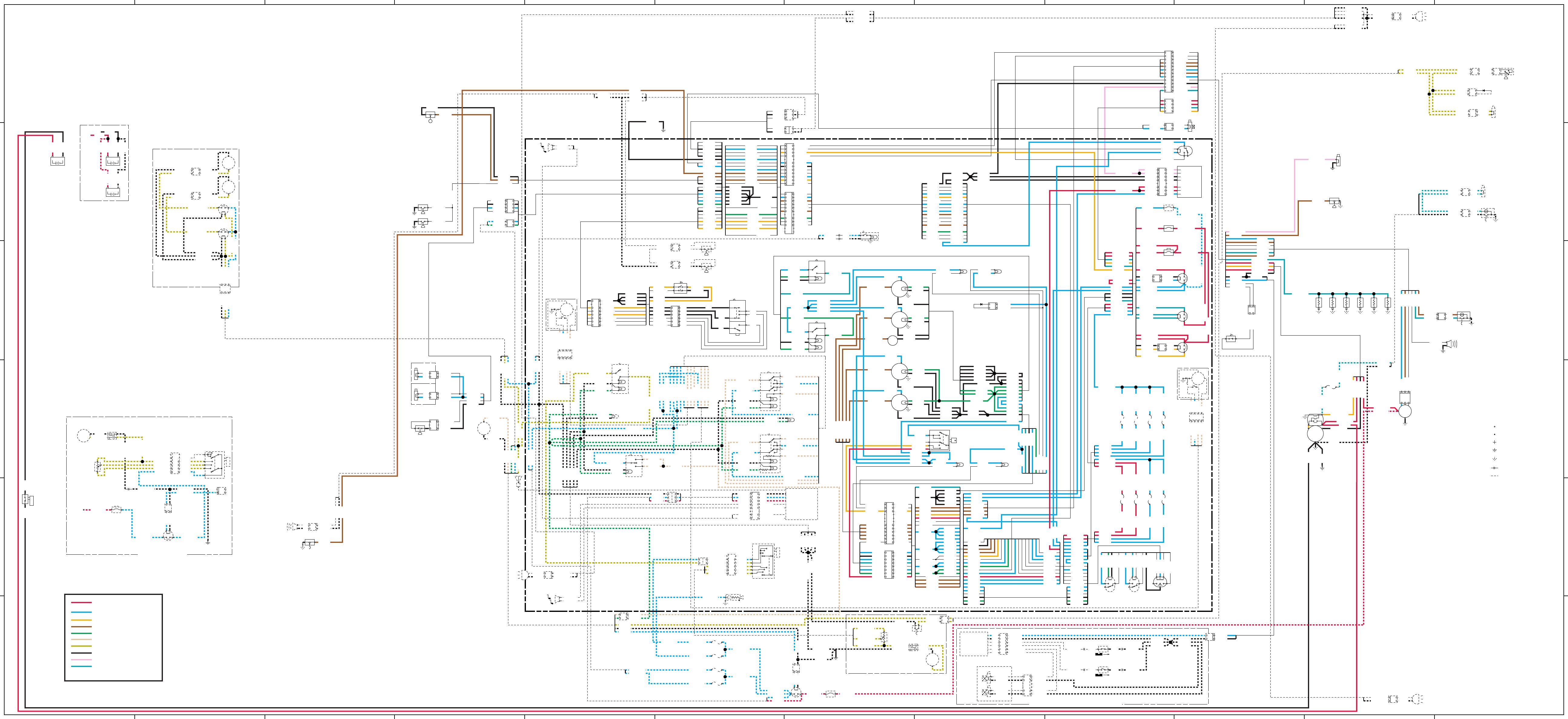 D3c D4c D5c Iii 933c 939c Hystat Electrical Schematic Cat Machines Electrical Schematic