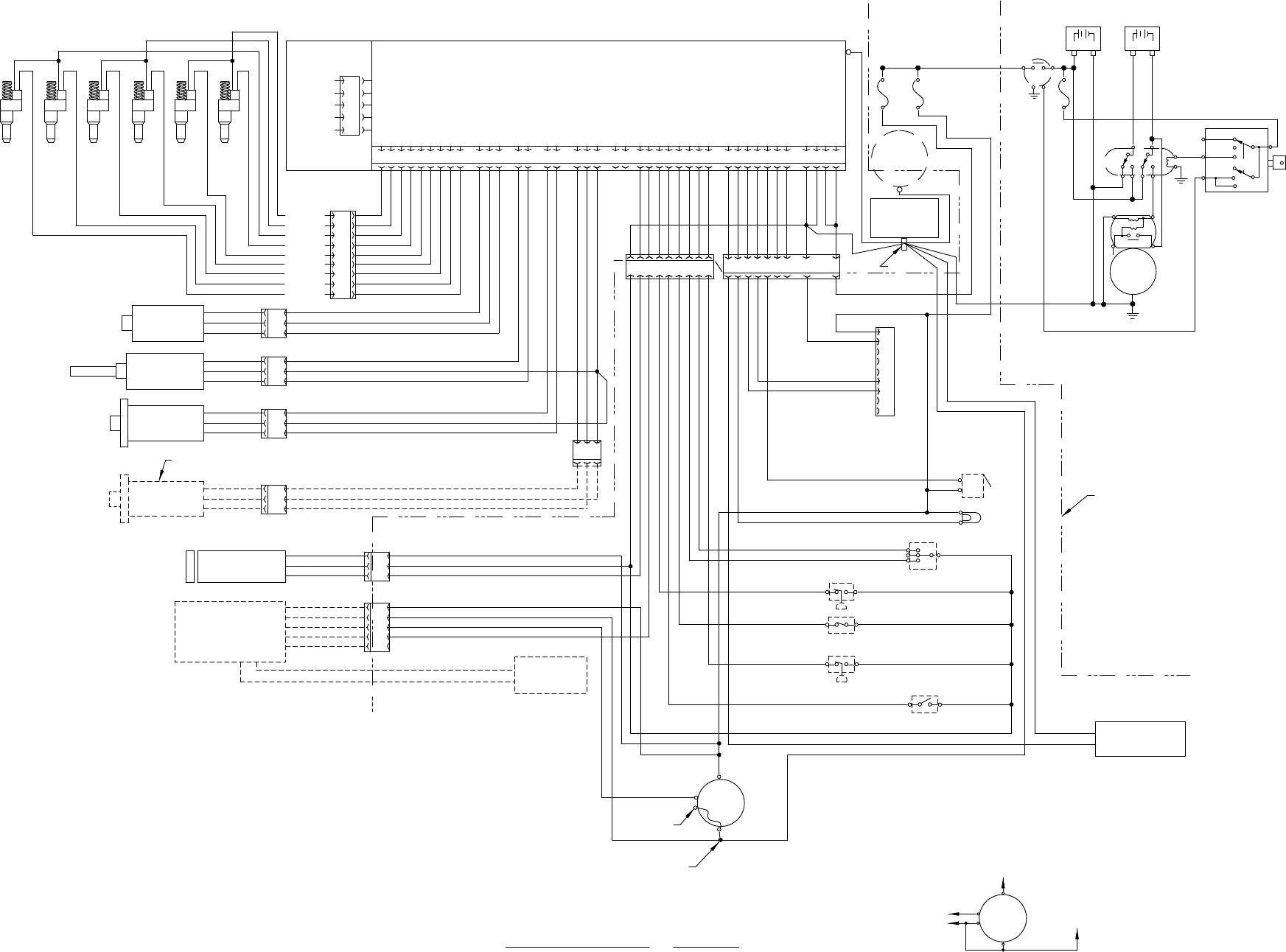 3176 truck engine electrical schematic