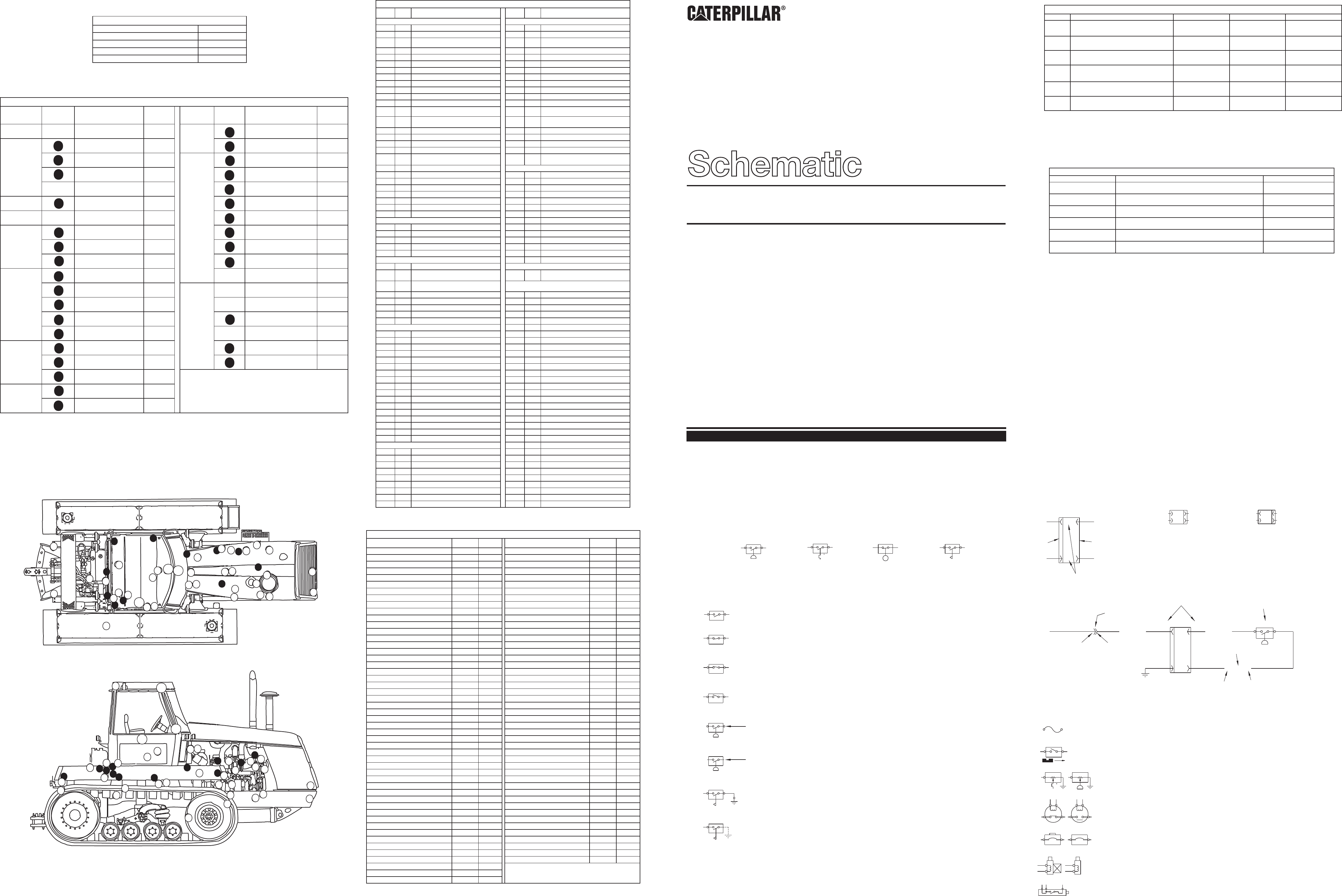 CHALLENGER 75 ELECTRICAL SYSTEM SCHEMATIC CHALLENGER | CAT Machines Electrical  SchematicCAT Machines Electrical Schematic
