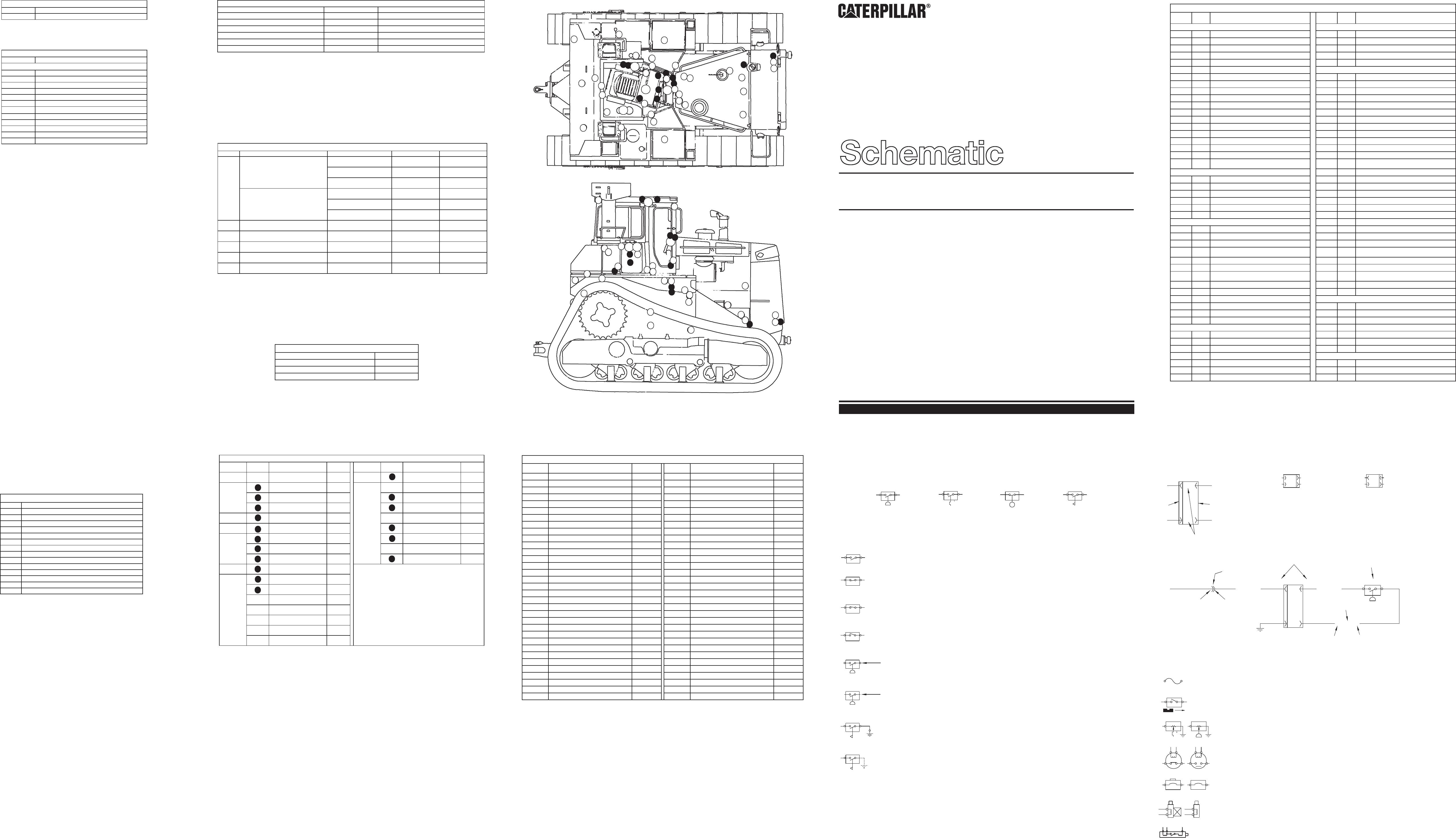 D10N ELECTRICAL SCHEMATIC | CAT Machines Electrical SchematicCAT Machines Electrical Schematic