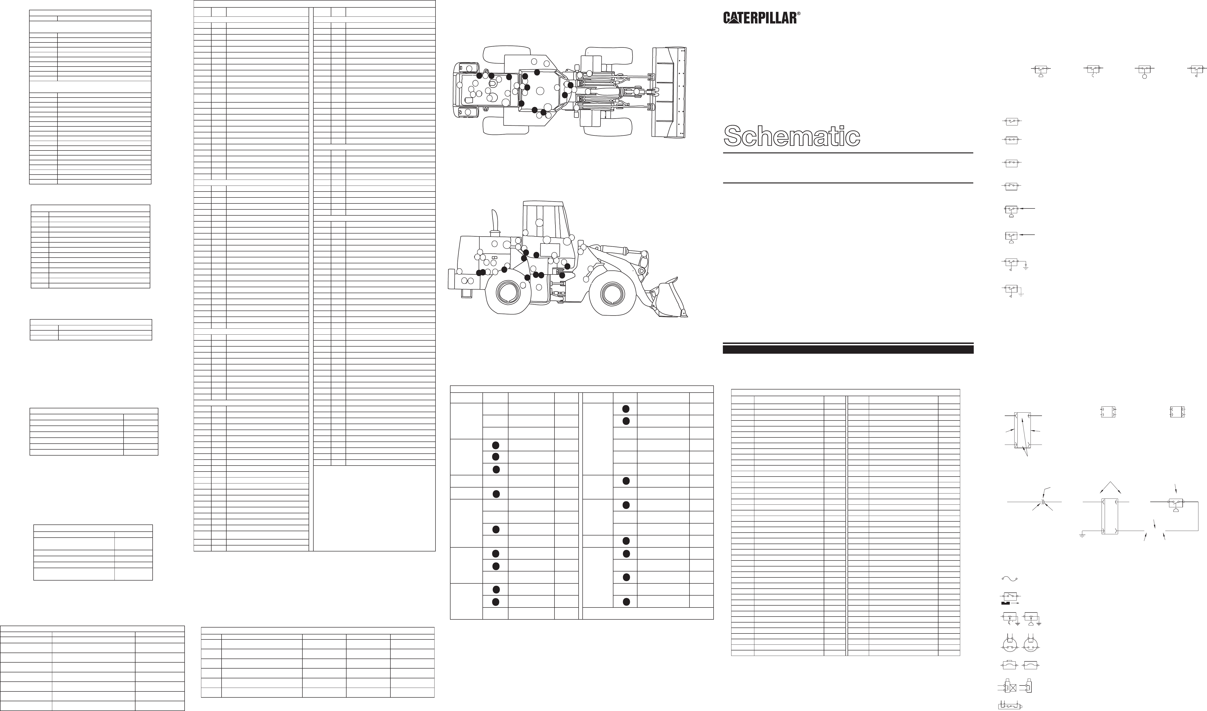 950f series ii and 960f wheel loaders electrical system  caterpillar cat 950f series ii wheel