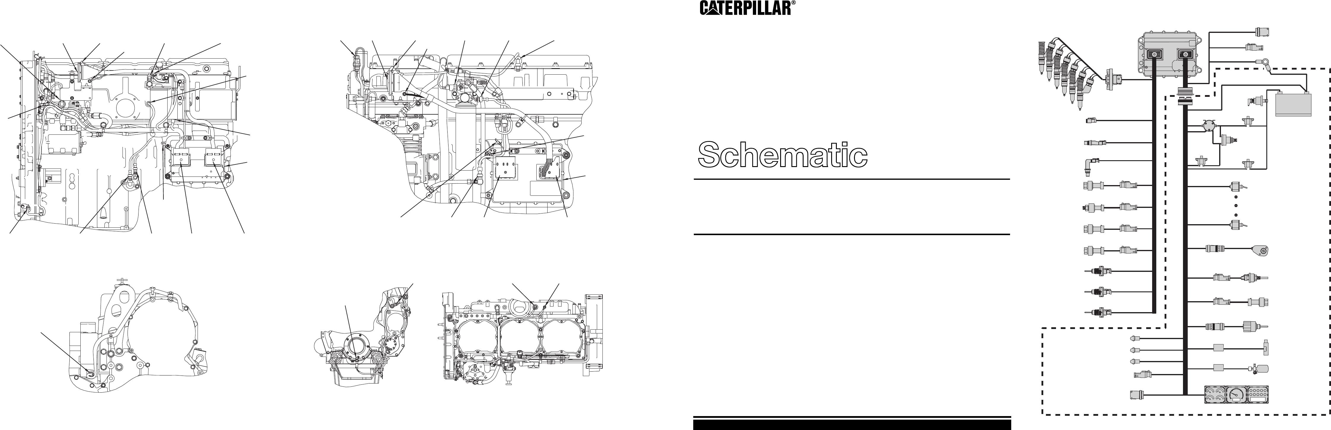 C-10, C-12, C-15 & C-16 INDUSTRIAL ENGINES – ELECTRICAL